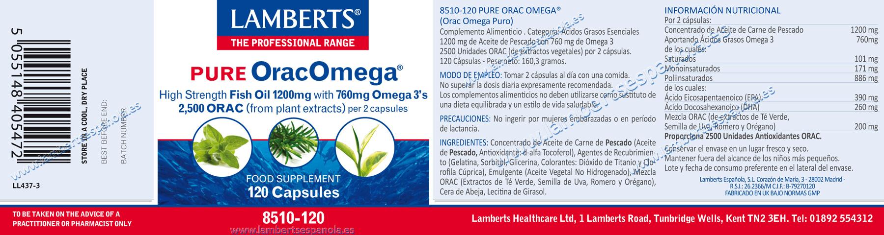 ORAC Omega
