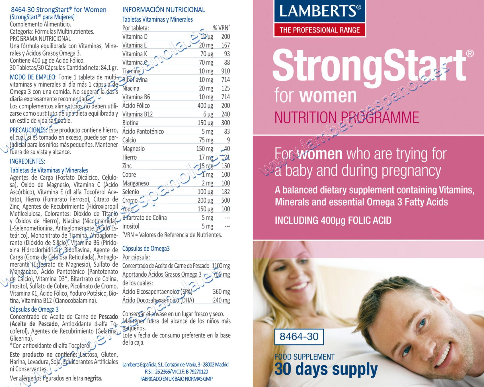Strong Start para mujeres