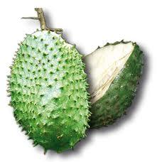 Graviola o guanábana