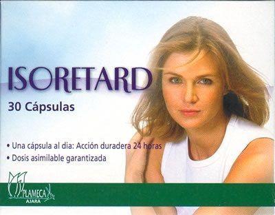 Isoretard menopausia