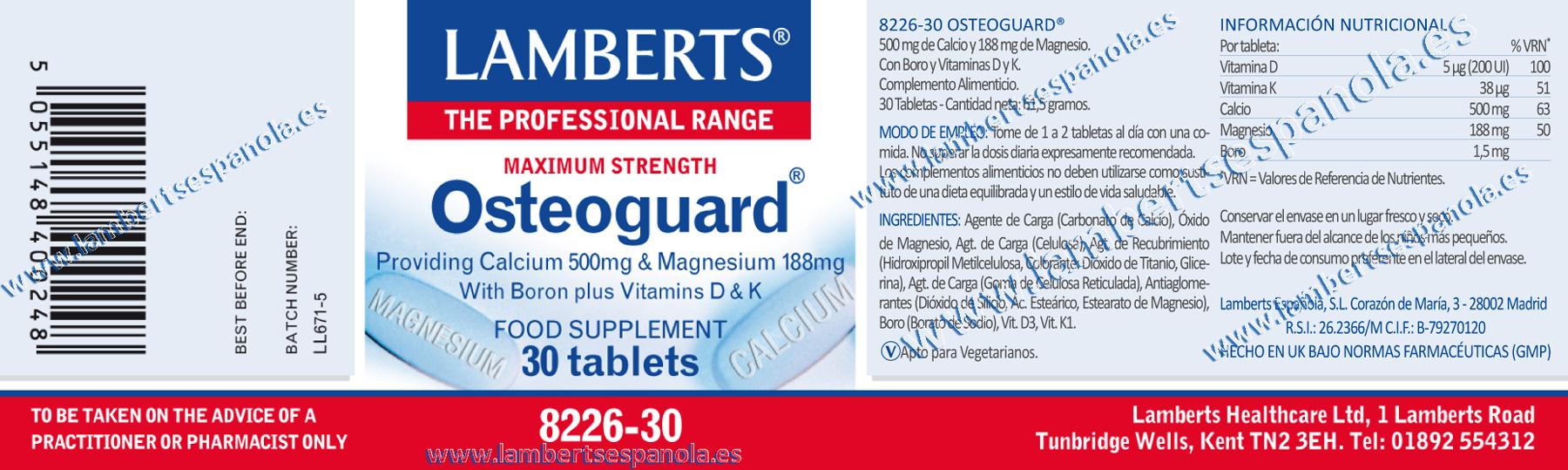 Osteoguard