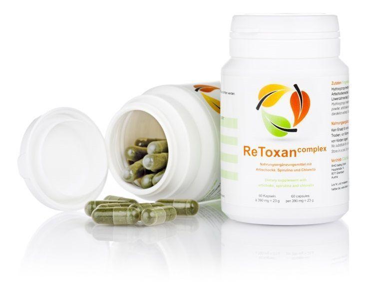 Depuración con Re TOxan COmplex