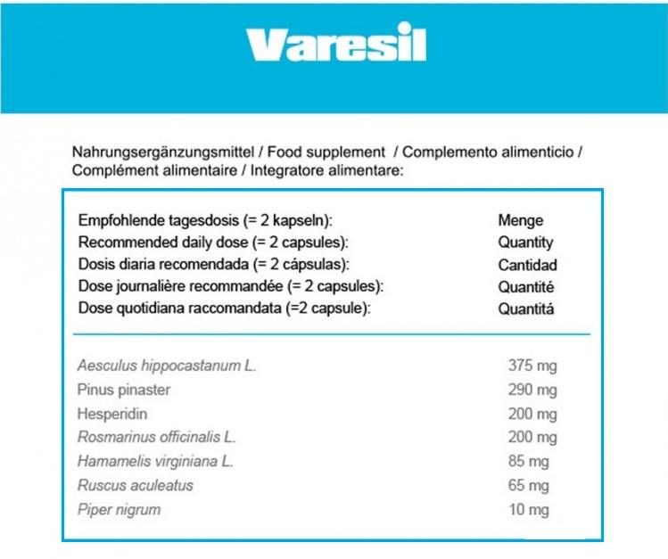 Varesil Pills