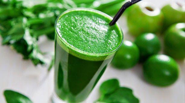 Verde de cebada