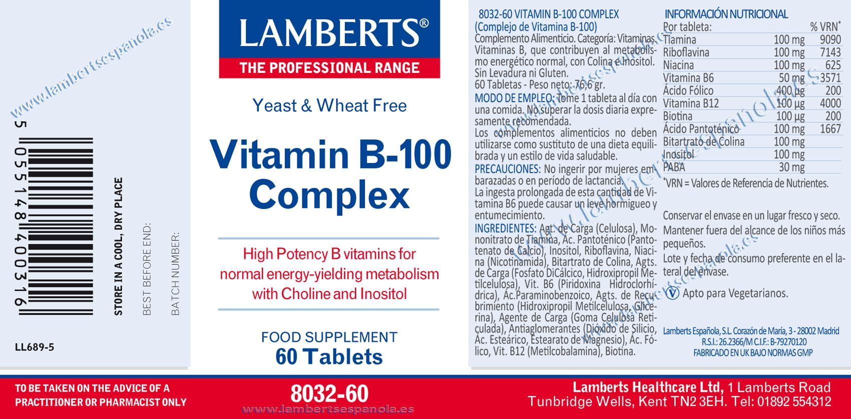 Vitamina del grupo B